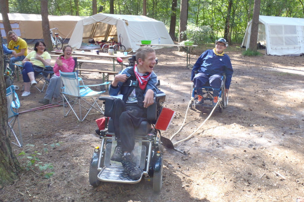 Zomerkamp Welpen/Scouts